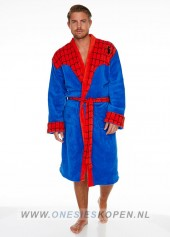 spiderman_retro_outfit_badjas_voor