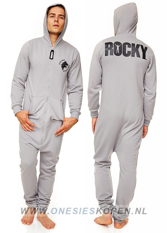 Officiële Rocky jumpsuit grijs - Jumpsuit kopen.nl 14f3d6218