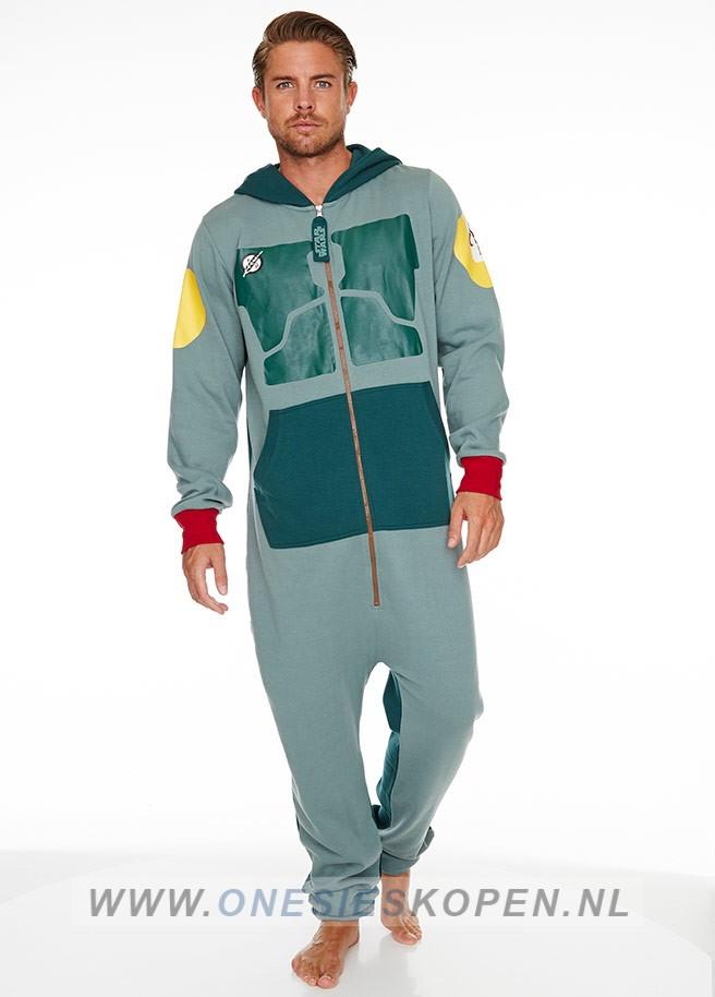 Officiële STAR WARS Boba Fett jumpsuit - Jumpsuit kopen.nl c46aa6eff