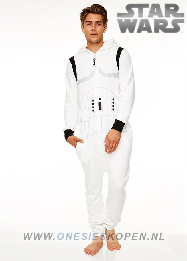 Officiële STAR WARS Stormtrooper jumpsuit - Jumpsuit kopen.nl f438390cf