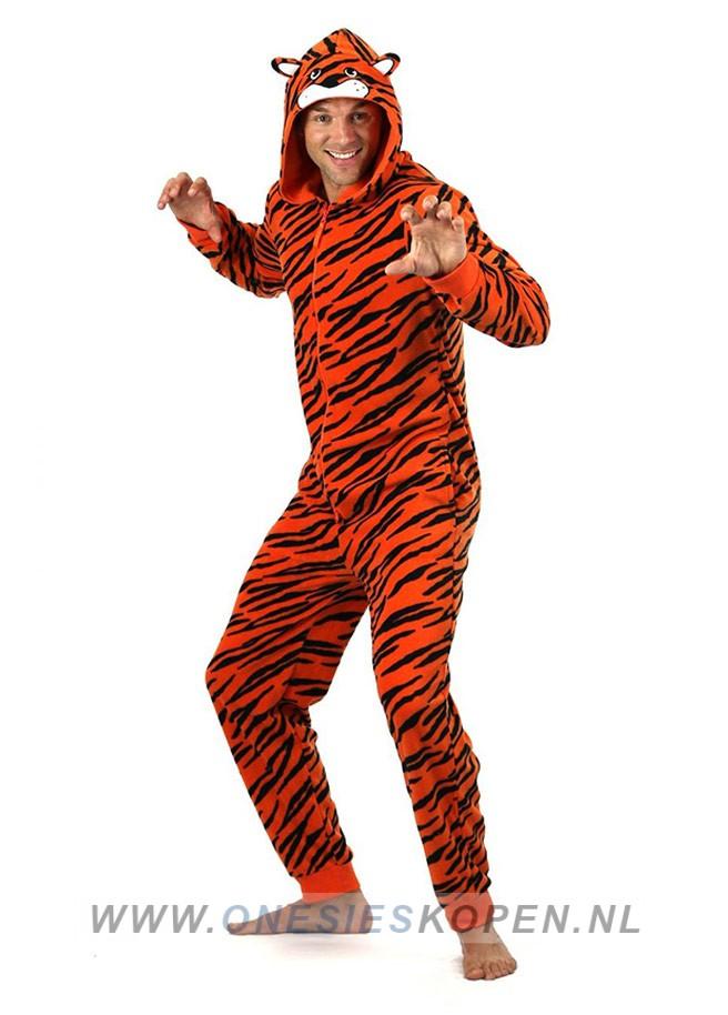 tijger sloffen maat 36