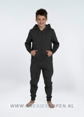 donkergrijze-onesie-comfy-kids