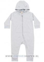 baby-peuter-onesie-grijs