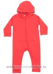 baby-peuter-onesie-rood